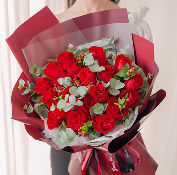 鲜花网站-牵手的爱
