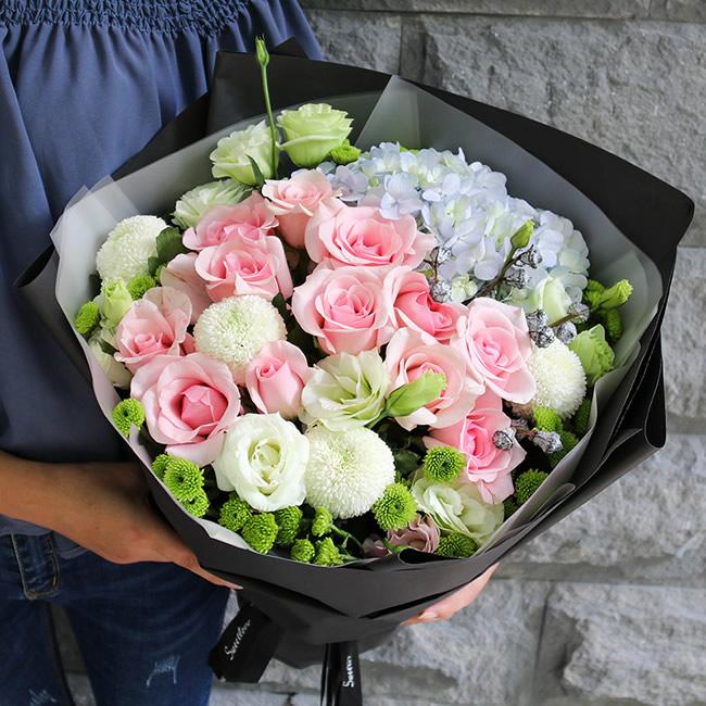 送花-我的依恋