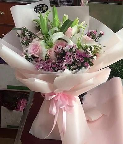 鲜花店-浪漫情人