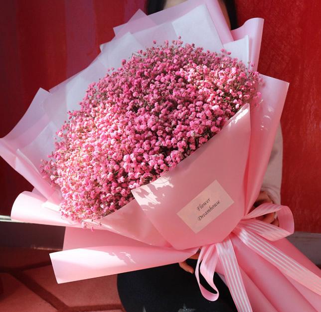 鲜花店-生日快乐