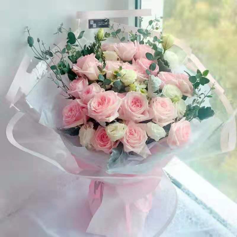 送花-祝福