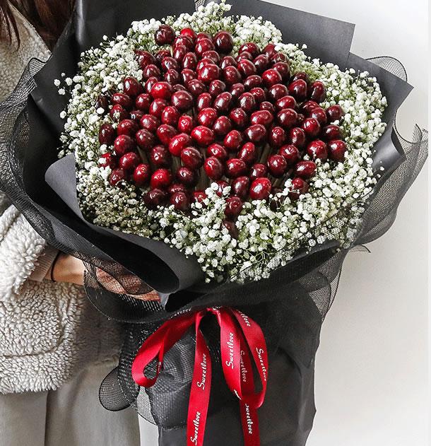 鲜花公司-爱一生