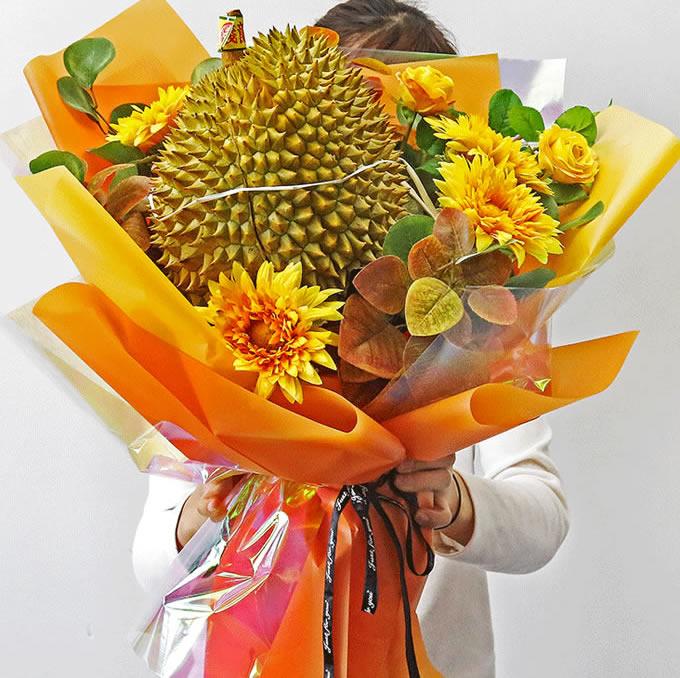 订花服务-榴莲飘飘