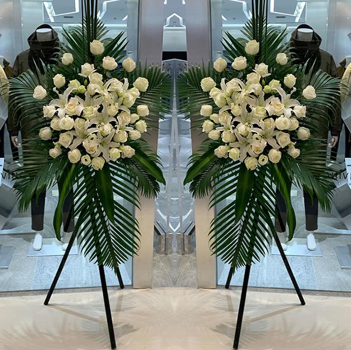 鲜花网-双喜临门(单个)