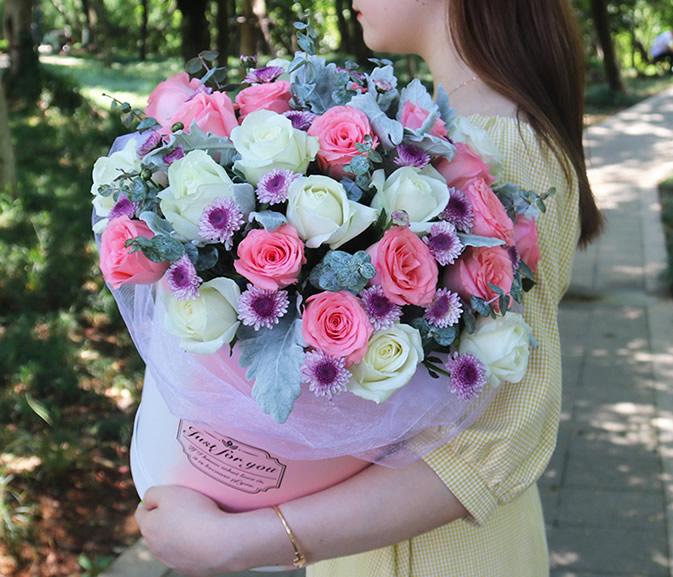 鲜花订购-心中最爱