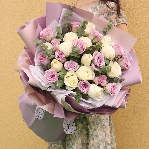 网上订花-我非常爱你
