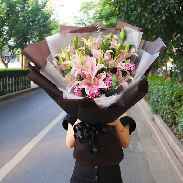 鲜花预订-百媚千娇