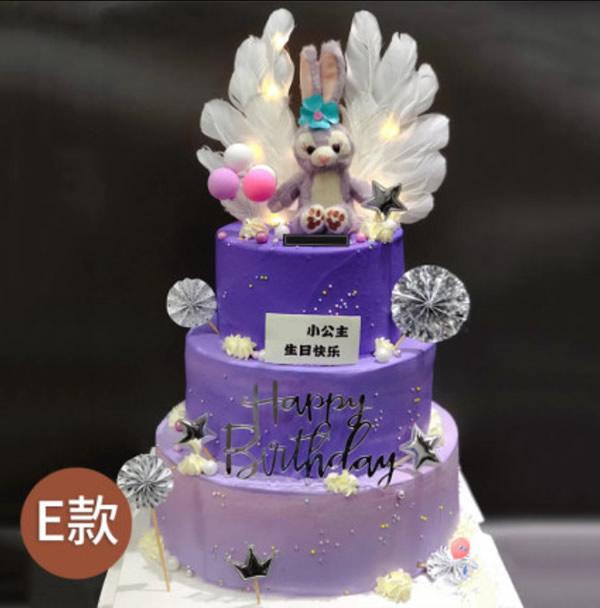 买蛋糕-多层蛋糕E款