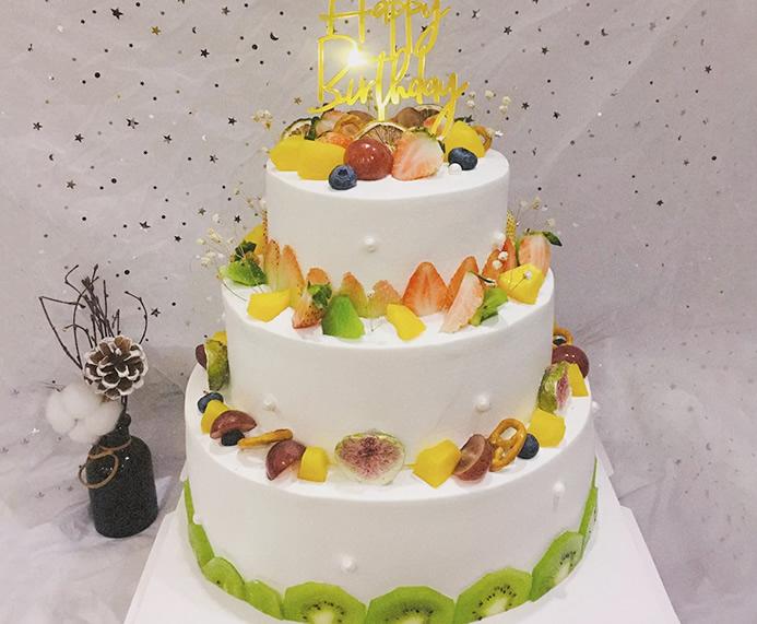 米奇生日蛋糕-果克里奇迹