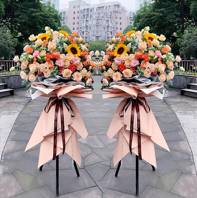 鲜花订购-艳阳高照(单个)