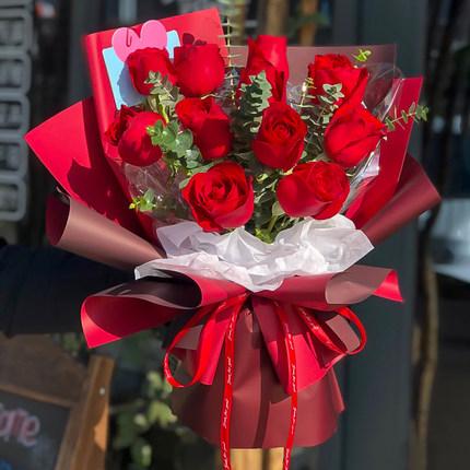 鲜花订购-浪漫一生