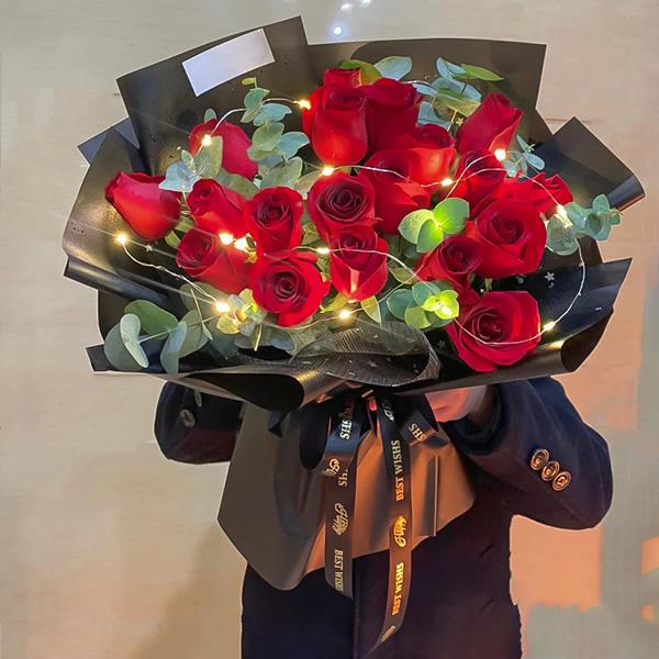 鲜花订购-圆满永恒