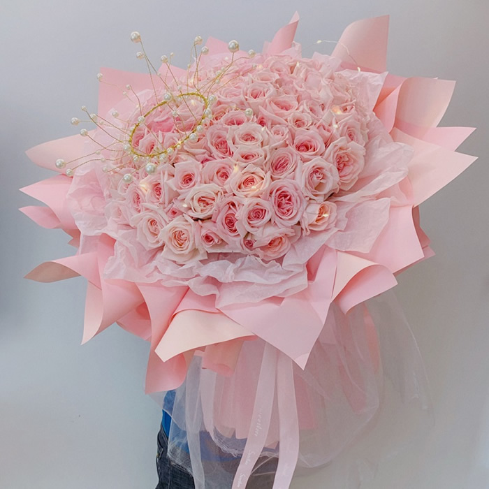 鲜花订购-爱的完美