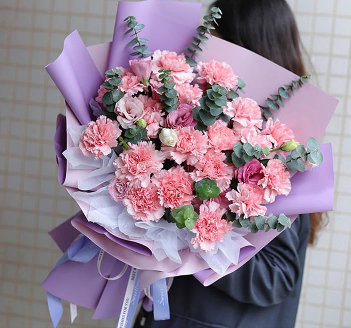 送花-幸福安康