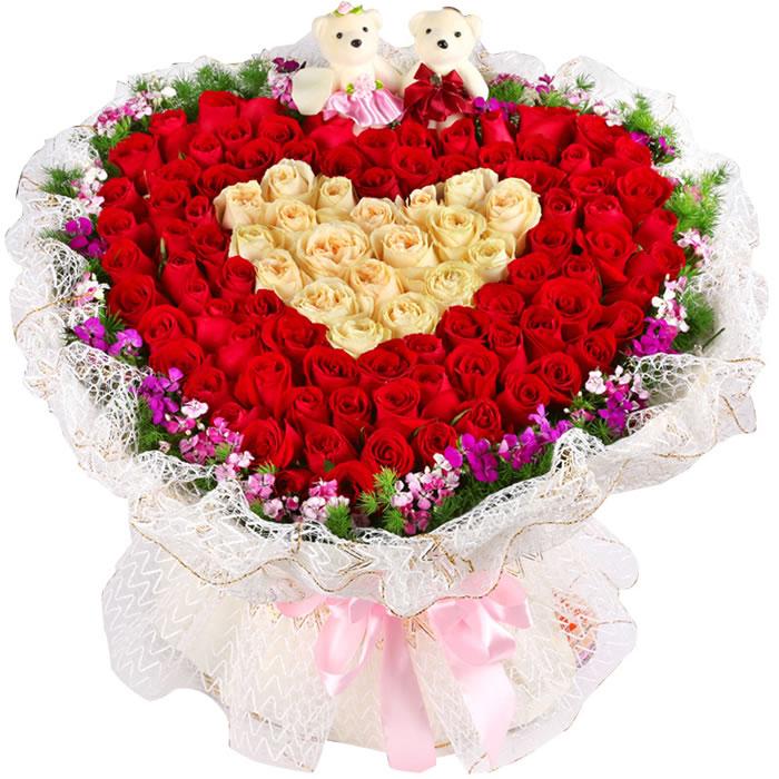 鲜花礼品-爱无极限