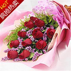 大连鲜花:心意