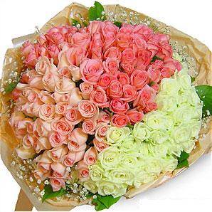 西安鲜花:真爱无敌