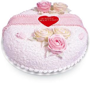 石碣镇鲜花-冰淇淋蛋糕3