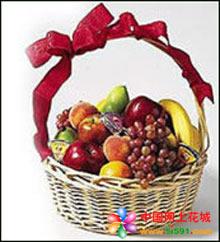 无锡水果篮:果篮・真情
