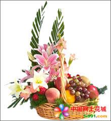 西安水果篮:果篮・守侯