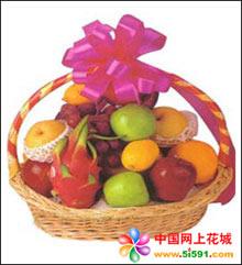 嘉兴水果篮:爱在深秋