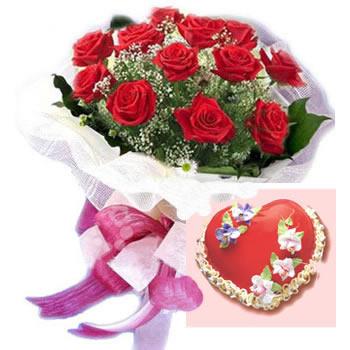 威海鲜花网:爱情进行曲