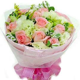 西安鲜花:清新淡雅