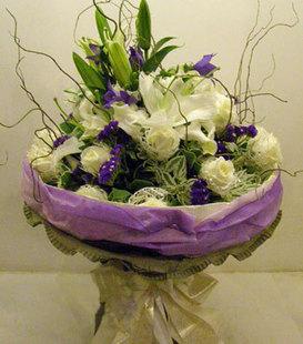 大连鲜花:千百度