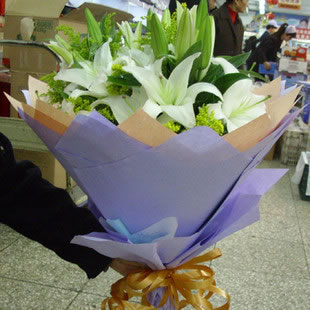 大连鲜花:缘的释意