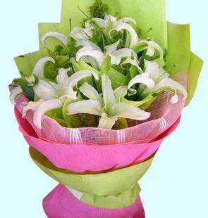 嘉兴鲜花:清香袭人