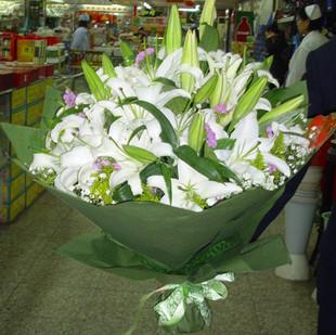 宁波订花-最美祝福