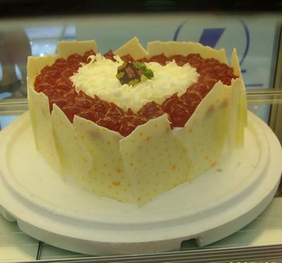 江门生日蛋糕:美丽心情