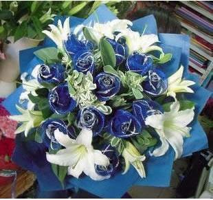 珠海鲜花:精灵的祝福