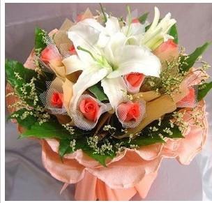 嘉兴鲜花:蓝天碧波