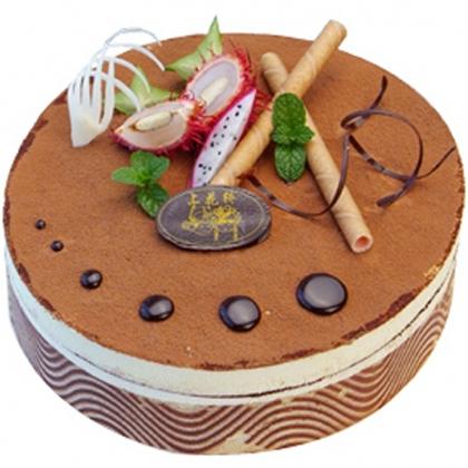 大连生日蛋糕:远走天涯