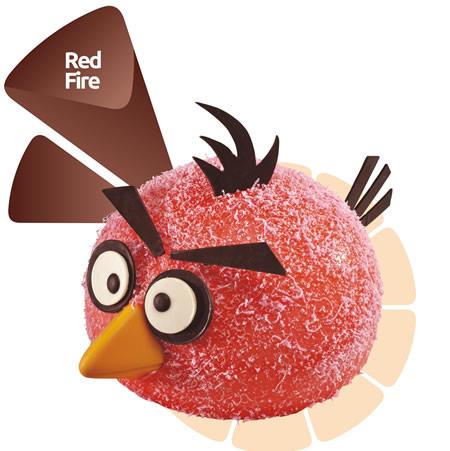 衡水生日蛋糕:米旗 红火