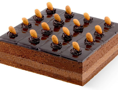 海阳生日蛋糕:克莉斯汀 巧杏斯