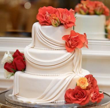 福州鲜花-翻糖蛋糕