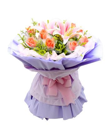 义乌鲜花:守望