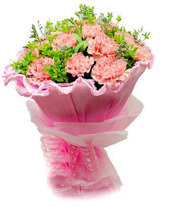 海阳海阳送花:爱你 妈妈