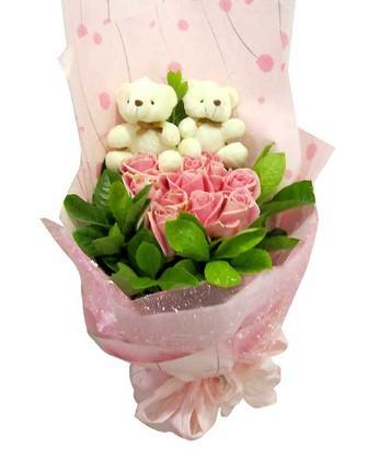 哈尔滨网络订花-我只在乎你