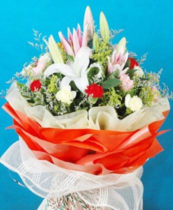 威海鲜花礼品鲜花-心语心愿