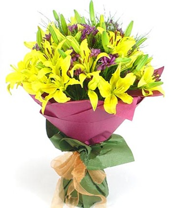 西安鲜花:心中想念