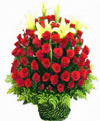 大连鲜花网:幸福常在你身边
