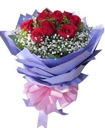 义乌鲜花:一辈子的爱