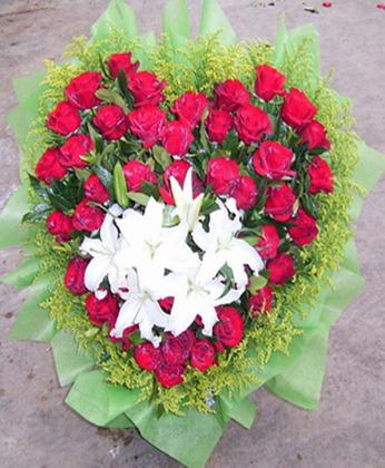 宁波鲜花:遮风挡雨