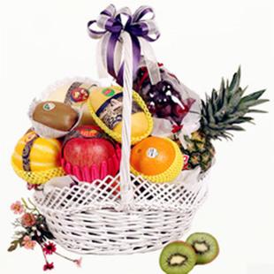 无锡水果篮:清新