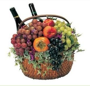 西安水果篮:果篮・献给父亲的礼物
