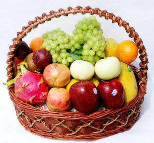 大连水果篮:果篮・幸福如意