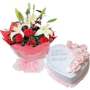 珠海送花-祝福纪念